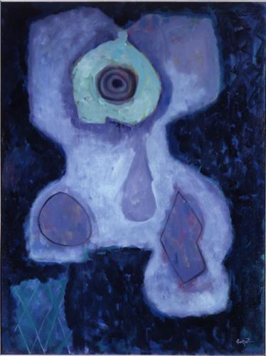 Night Form, 1947 - William Baziotes