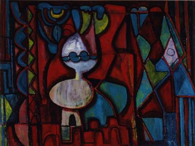 Still Life, 1945 - William Baziotes