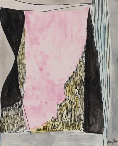 Yellow Net, 1946 - William Baziotes