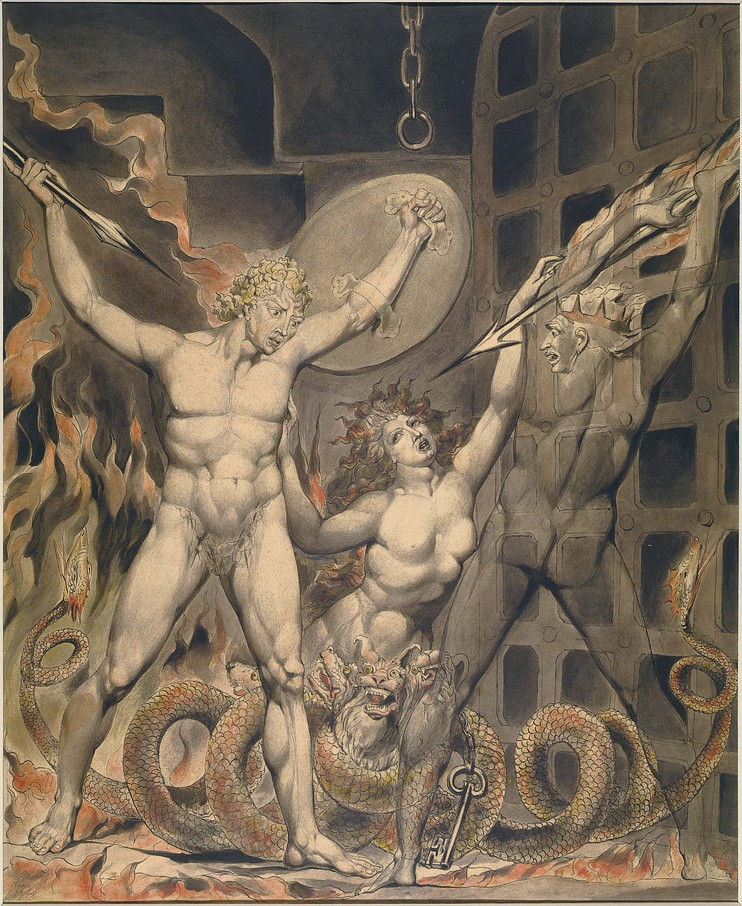 love and lust in paradise lost by john milton