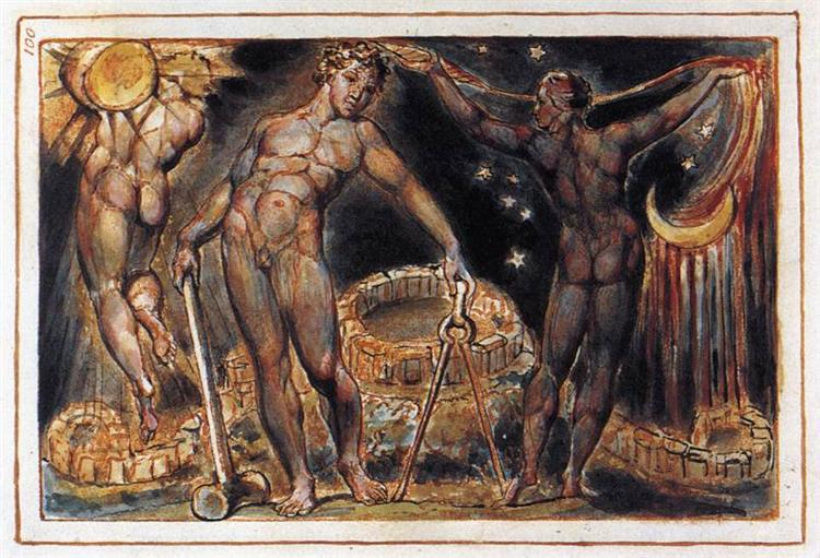 Los, 1804 - 1820 - William Blake