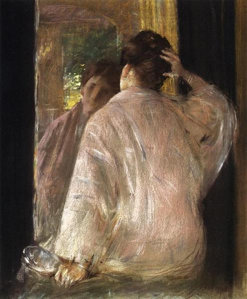 Dorothy, c.1906 - William Merritt Chase