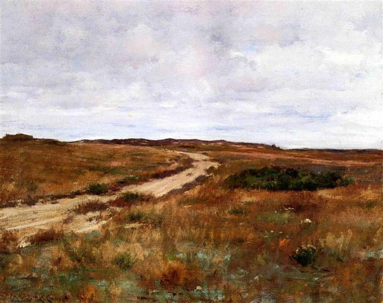 Shinnecock Hills - William Merritt Chase