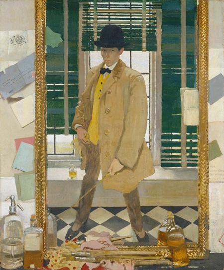 Self-portrait, 1910 - William Orpen