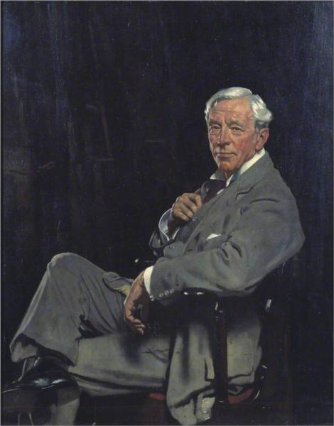 Sir William McCormick, 1920 - William Orpen