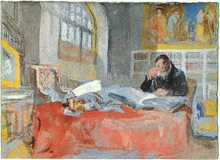 Atelier - J.M.W. Turner