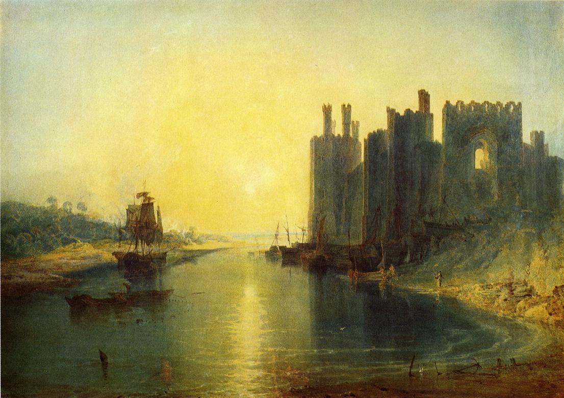 Castle - William Turner Turner