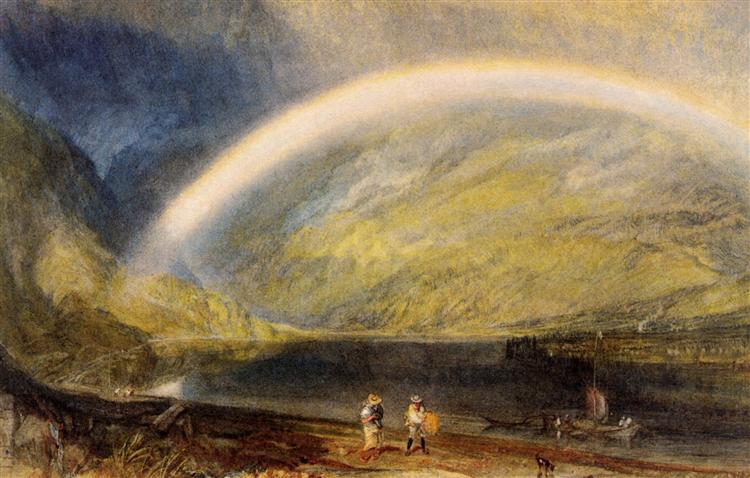 Rainbow - Уильям Тёрнер