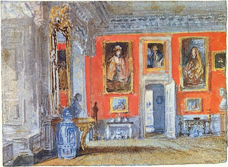 Salon - J.M.W. Turner