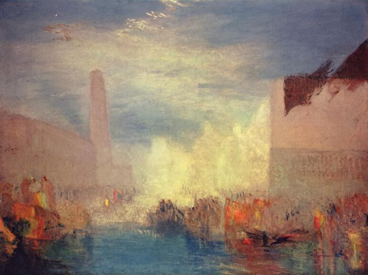Venice - J.M.W. Turner