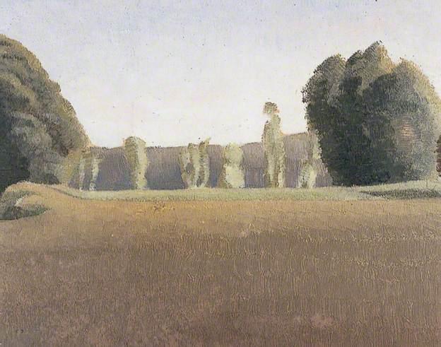Trees at Roydon - Winifred Knights