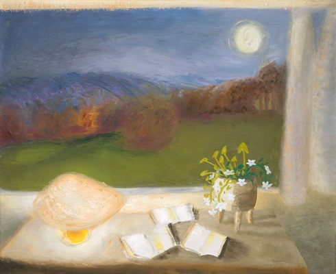The Hunter's Moon, 1955 - Winifred Nicholson