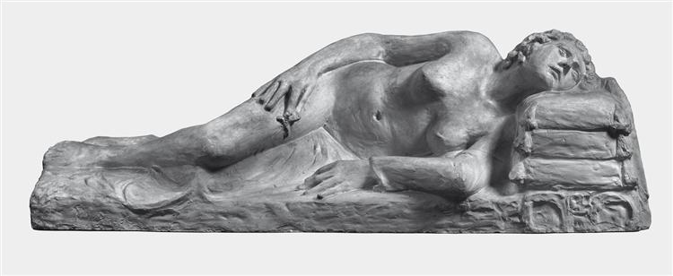 Resting, 1931 - Yannoulis Chalepas
