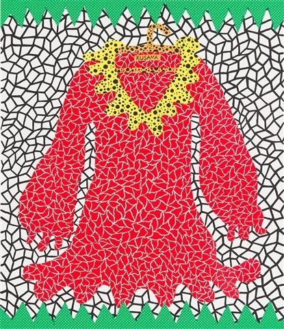 Dress, 1982 - Yayoi Kusama