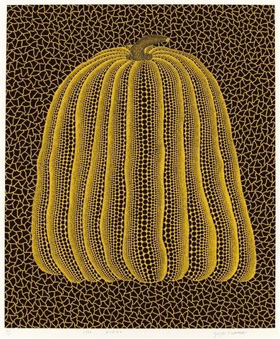 Yellow Pumpkin, 1992 - Yayoi Kusama