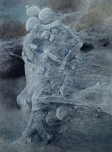 Untitled, 2004 - Zdzislaw Beksinski