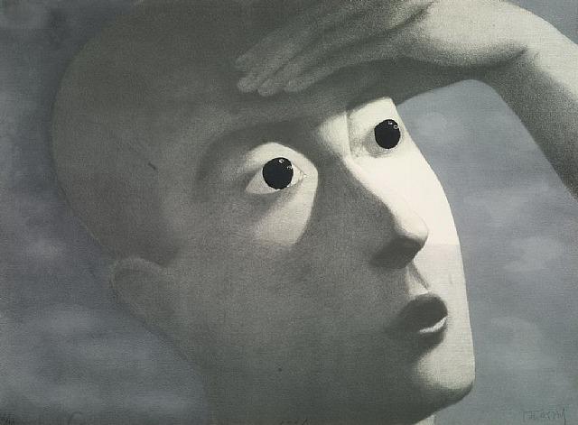 Boy, 2005 - Zhang Xiaogang