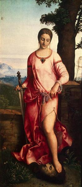 Judith, 1504 - Giorgione