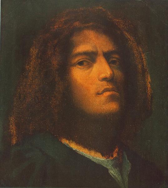 Self-portrait, 1510 - Giorgione